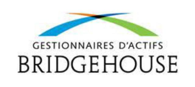 Gestionnaires d'actifs Bridgehouse (Groupe CNW/Gestionnaires d'actifs Bridgehouse) (Groupe CNW/Gestionnaires d'actifs Bridgehouse)