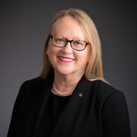 Valerie Creighton, présidente et chef de la direction, FMC (Groupe CNW/FONDS DES MEDIAS DU CANADA)