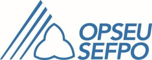 Ontario Public Service Employees Union (OPSEU) (CNW Group/Ontario Public Service Employees Union (OPSEU))