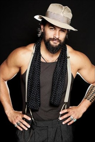 Discovery Canada announces GAME OF THRONES and Batman Vs. Superman star Jason Momoa to lead international cast for Canadian Original drama FRONTIER; production begins Nov. 8 in Canada and the U.K. (CNW Group/Discovery)