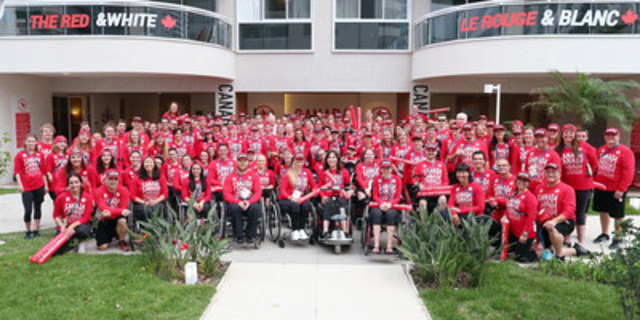 Canada finished the Rio 2016 Paralympic Games with 29 medals (eight gold, 10 silver, 11 bronze) to rank 14th among nations in the total medal count, surpassing the team's performance goal of top 16. Photo: Scott Grant / Canadian Paralympic Committee (CNW Group/Canadian Paralympic Committee (CPC))