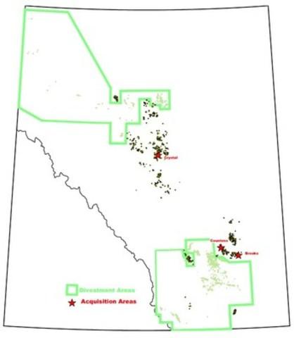 Acquisition/Divestiture Focus Area (CNW Group/Journey Energy Inc.)
