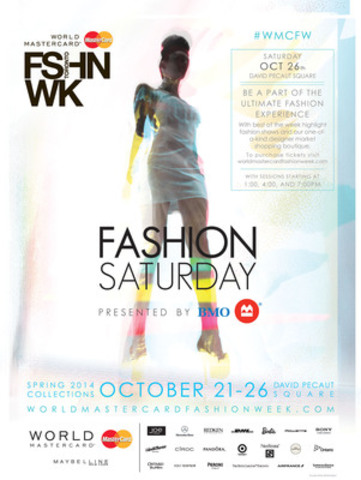 Fashion Saturday Presented by BMO (CNW Group/Toronto Entertainment District Business Improvement Area)
