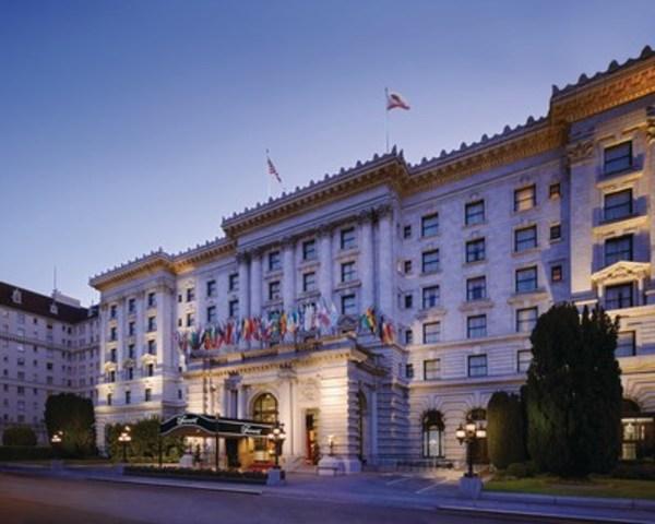 Fairmont San Francisco (CNW Group/Fairmont Hotels & Resorts)