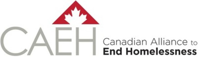 Canadian Alliance to End Homelessness (CAEH) (CNW Group/Canadian Alliance to End Homelessness (CAEH))