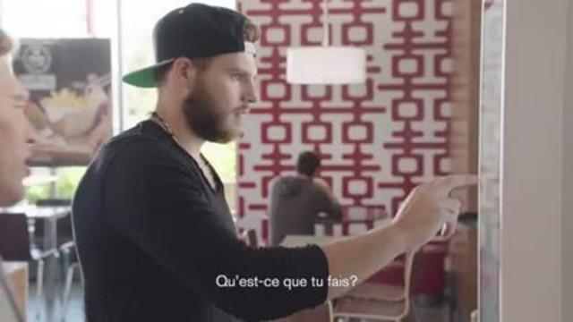 McDonald's lance sa campagne Créez à votre goût avec Alex Galchenyuk et Brendan Gallagher