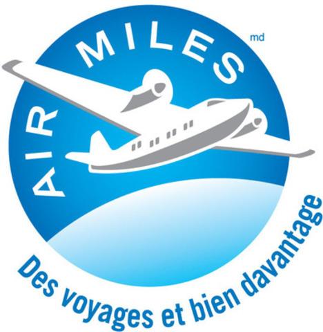 Programme de récompense AIR MILES - logo (Groupe CNW/Programme de récompense AIR MILES)