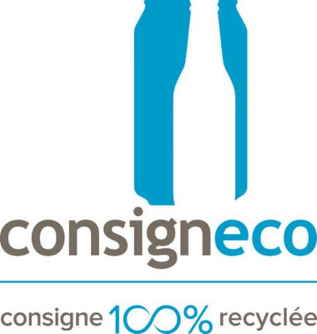 Logo : Consignéco (Groupe CNW/Consignéco)