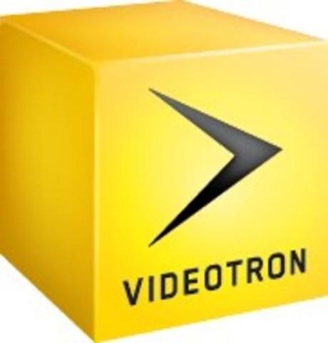 Logo : Videotron (CNW Group/Videotron)