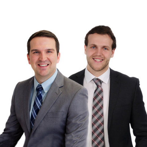 Left to right: Tyler Rennie and Jay Anstey, Partners, Collins Barrow SBG LLP (CNW Group/Collins Barrow SGB LLP)