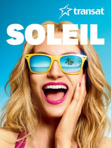 Avec des forfaits tout inclus dans 34 destinations en Floride, au Mexique, dans les Caraïbes ainsi qu''en Amérique centrale et du Sud, Transat propose la plus vaste sélection de vacances au soleil. (Groupe CNW/Transat A.T. Inc.)