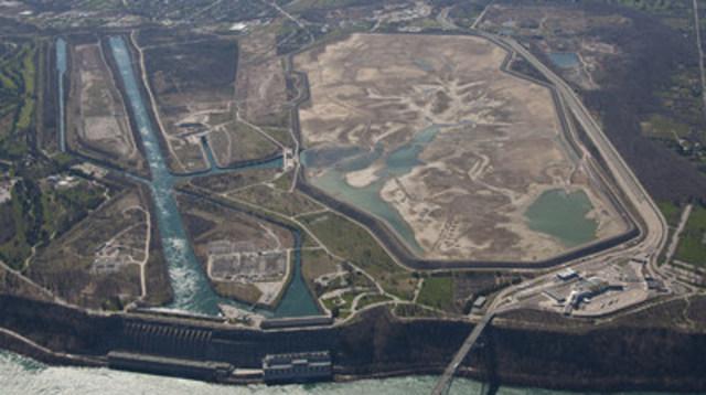 OPG's Sir Adam Beck Niagara Complex (CNW Group/Ontario Power Generation Inc.)