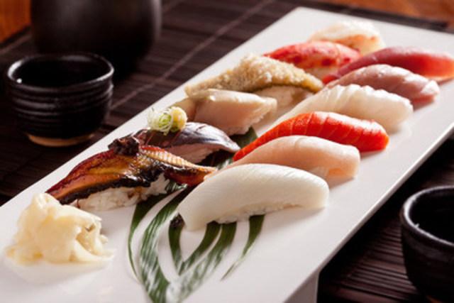 'Ki Celebrates 10 Years in Toronto!' (CNW Group/Ki Modern Japanese + Bar)