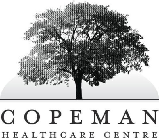 Copeman Healthcare Centre logo (CNW Group/Copeman Healthcare Centre Inc.)
