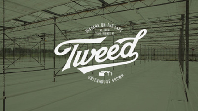 Tweed is pleased to announce that Tweed Farms, its recently acquired greenhouse facility in Niagara-on-the-Lake, has obtained its Health Canada license to produce medical marijuana.  (CNW Group/Tweed Marijuana Inc.)