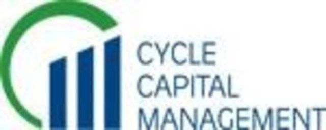 Logo: Cycle Capital Management (CCM) (CNW Group/Cycle Capital Management)