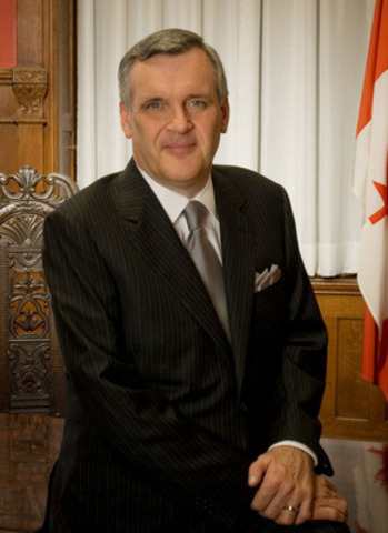 Join the Honourable Lt. Governor, David C. Onley for the grand Opening of the Reliable Living Centre (CNW Group/ReliAble Living)