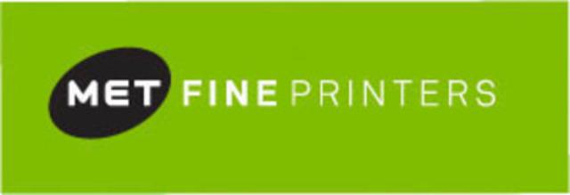MET Fine Printers (CNW Group/MET Fine Printers)