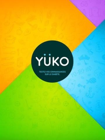 Logo : YÜKO (Groupe CNW/Familiprix)
