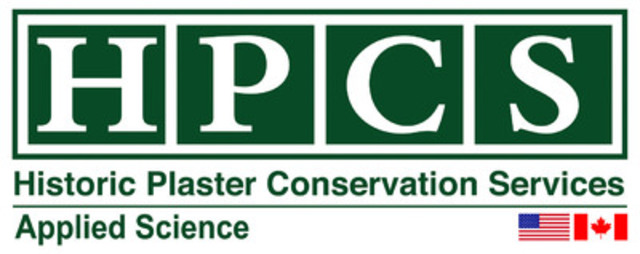 Plaster Conservation Services Limited Logo (CNW Group/Historic Plaster Conservation Services Limited)