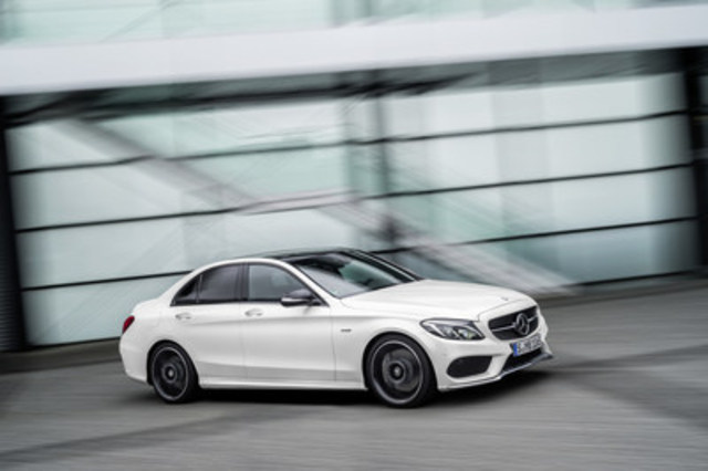 Mercedes-Benz Canada and its national dealer network announced that the company retailed a total of 3,400 units in February. (CNW Group/Mercedes-Benz Canada Inc.)