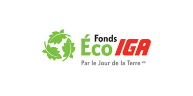 Logo: Fonds Éco IGA (CNW Group/Sobeys Québec)