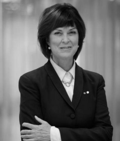 Heather Munroe-Blum (Groupe CNW/Groupe CGI inc.)