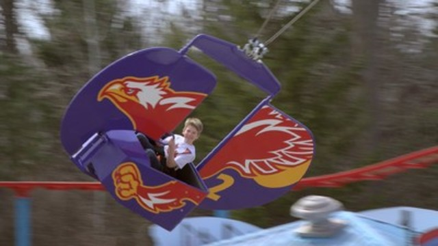Canada's Wonderland's Flying Eagle is soon to be a family favourite (CNW Group/Canada's Wonderland Company)