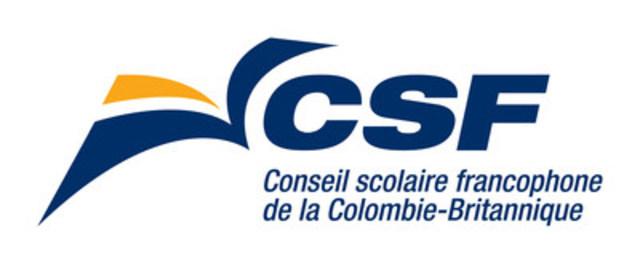 Conseil scolaire francophone de la Colombie-Britannique (Groupe CNW/Conseil scolaire francophone de la C.-B.)