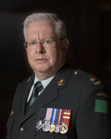 Major Michael Rehill (Ret'd) Elected Chair of Board of Directors, Corps of Commissionaires Hamilton Division (CNW Group/Commissionaires)