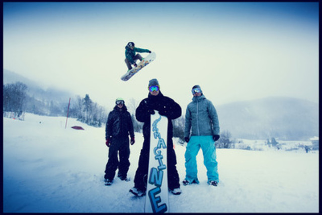 Magine Snowboards, which is based in Port au Port, NL, is receiving funding from RDC to develop a more durable ...