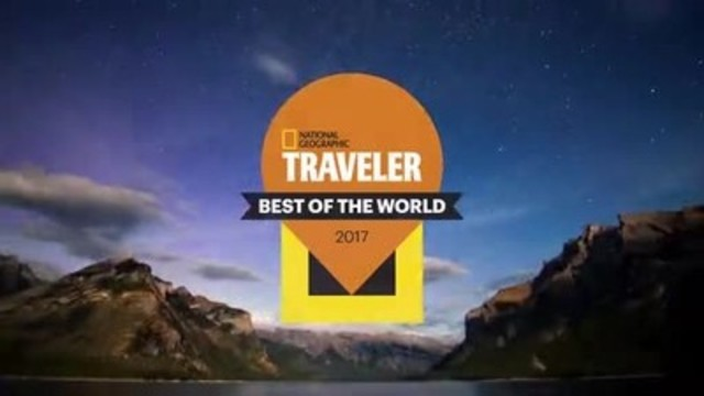 Video: Banff, Alberta has been named to National Geographic Traveler magazine's Best of the World in 2017. Founded in 1885, Banff National Park is Canada's first national park and revered by skiers, snowboarders, campers, hikers and nature lovers around the world.