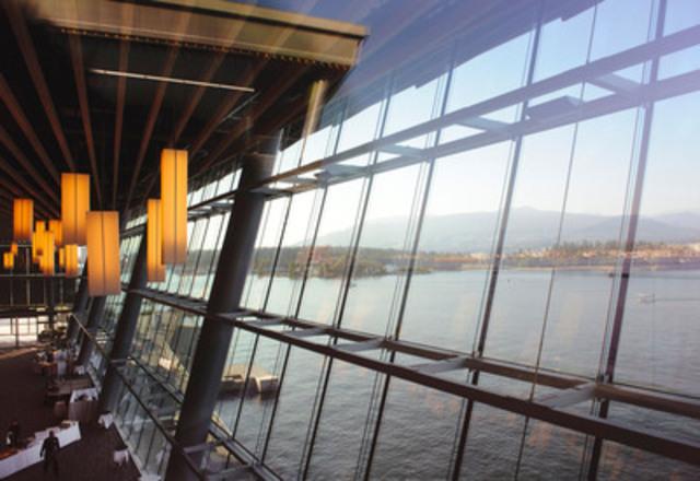 Le centre des congrès de Vancouver fourmillera d'activité pendant les quatre journées de Rendez-vous Canada 2014. Source : Commission canadienne du tourisme. (Groupe CNW/Commission canadienne du tourisme)