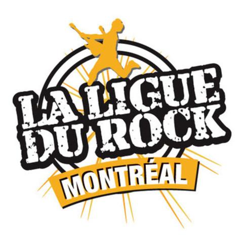 La Ligue du Rock Montréal Logo (Groupe CNW/La Ligue du Rock Montréal Inc.)