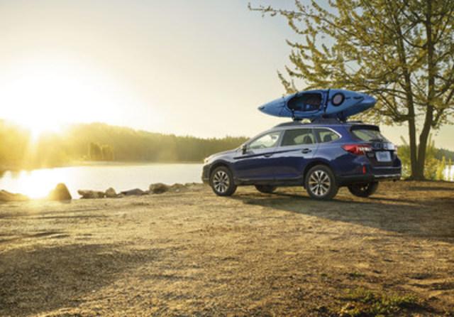 Subaru Outback 2016 (Groupe CNW/Subaru Canada Inc.)