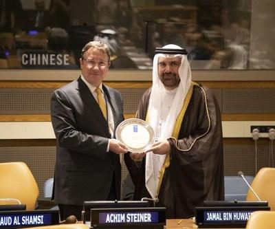 مؤسَّسة محمد بن راشد آل مكتوم للمعرفة «شريكاً معرفياً عالمياً»للأمم المتحدة