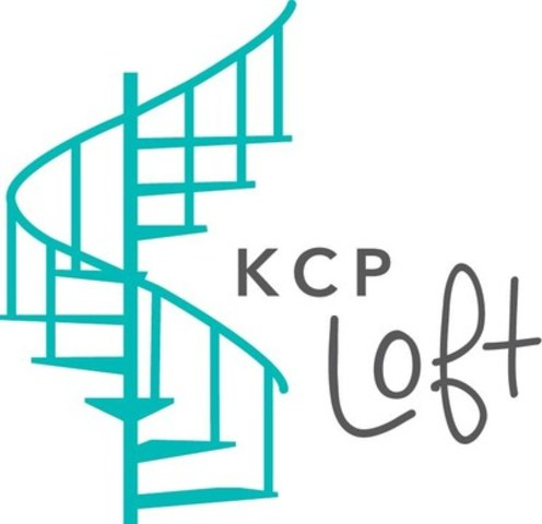 KCP Loft's new colophon. (CNW Group/Corus Entertainment Inc.)