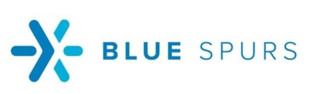 Logo: Blue Spurs (CNW Group/Blue Spurs)