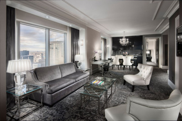 Cnw Trump International Hotel Tower Toronto Receives Five Star Rating From Forbes Travel Guide