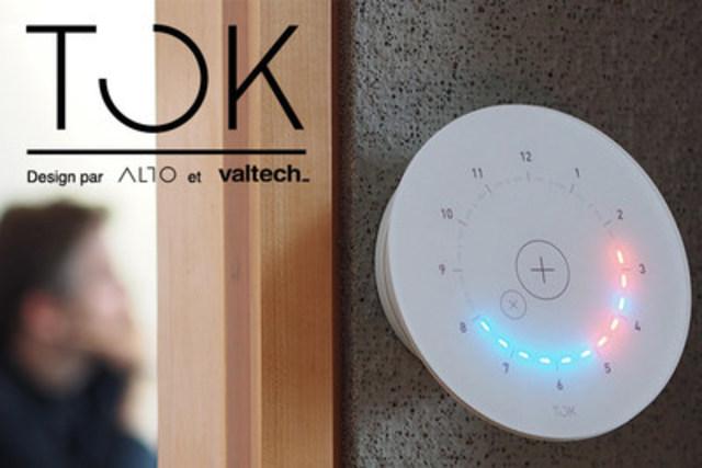 TOK: Design par ALTO et Valtech (Groupe CNW/Valtech)