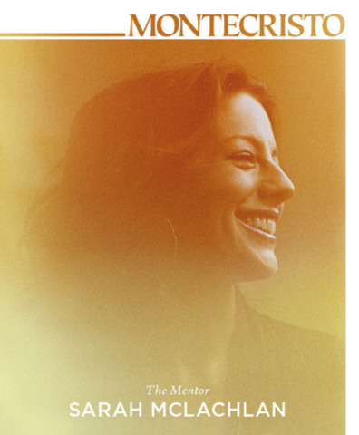 "Singer/songwriter Sarah McLachlan discusses her School of Music in the new issue of MONTECRISTO. The School was founded to help at-risk kids find their path, through music. ""We want our teachers and students to be pushing in the same direction, to be like-minded about respect for each other, to be inclusive,"" says Sarah. www.montecristomagazine.com. (CNW Group/MONTECRISTO Magazine)"