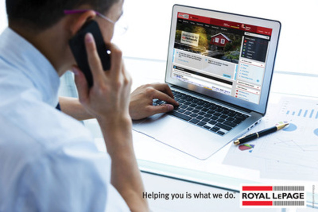 Helping you is what we do. (CNW Group/Royal LePage Limited)