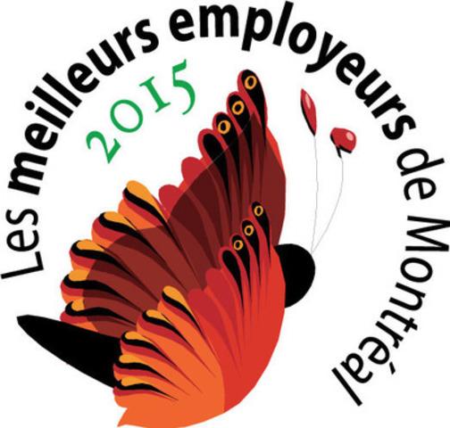 Vigilant Global figure parmi les meilleurs employeurs de Montréal en 2015 (Groupe CNW/Vigilant Global)