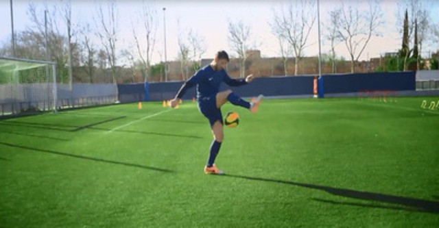 """Video: Gatorade """"Unreal Around the World"""" Contest Looks for World's Best Footballers Who Turn Real Work into Unreal Performance"""