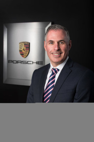 David Williams, President and CEO, Porsche Financial Services Canada. (CNW Group/Porsche Cars Canada)