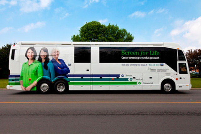 New Screen For Life coaches (CNW Group/Cancer Care Ontario)