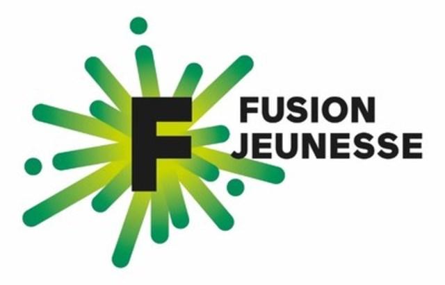 Logo : Fusion Jeunesse (Groupe CNW/Fusion Jeunesse)