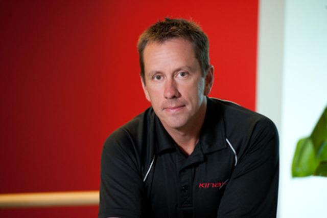 Kirk Munroe, Vice President of Marketing, Kinaxis (CNW Group/Kinaxis)