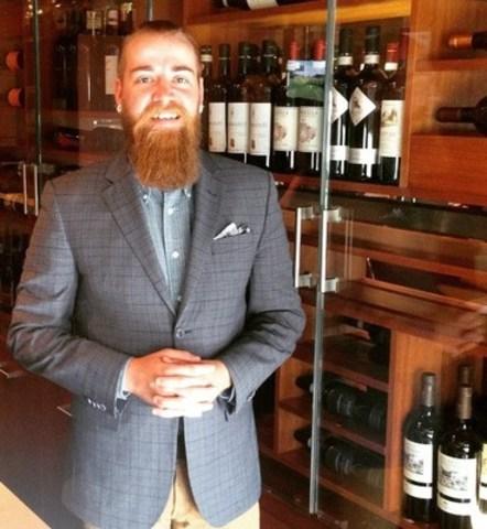 Brett Thiessen (Groupe CNW/Les Vins d'Allemagne au Canada)