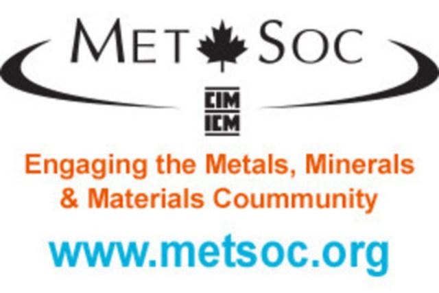 Logo: Canadian Institute of Mining, Metallurgy and Petroleum (CIM) (CNW Group/Canadian Institute of Mining, Metallurgy and Petroleum (CIM))